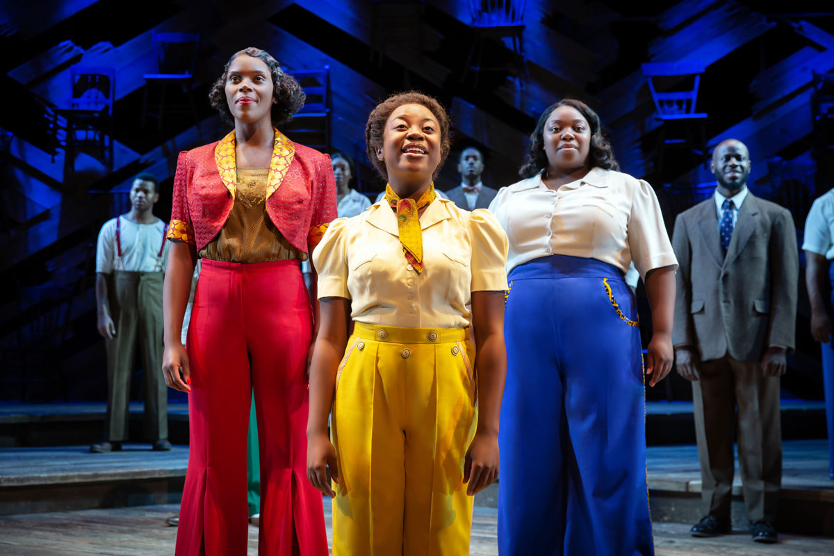 Broadway Utica's The Color Purple – CANCELED
