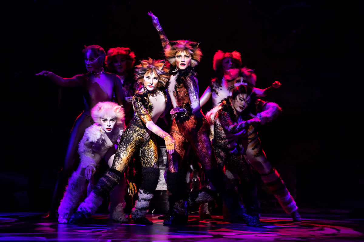 BROADWAY UTICA PROUDLY PRESENTS CATS!