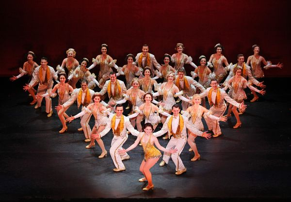 BROADWAY'S SONG AND DANCE EXTRAVAGANZA 42nd STREET TO PLAY UTICA AT THE STANLEY