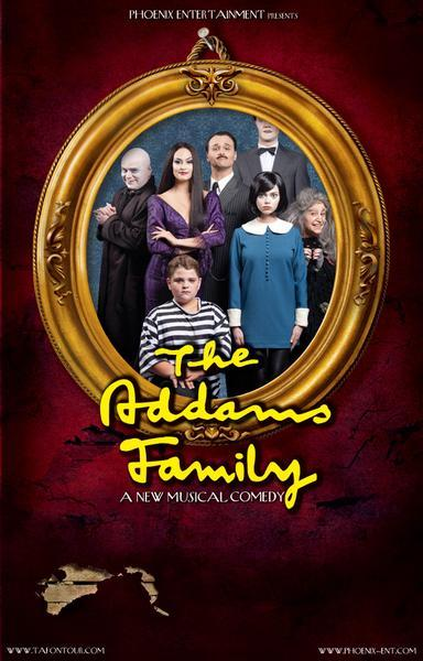 BROADWAY THEATRE LEAGUE OF UTICA PRESENTS THE ADDAMS FAMILY