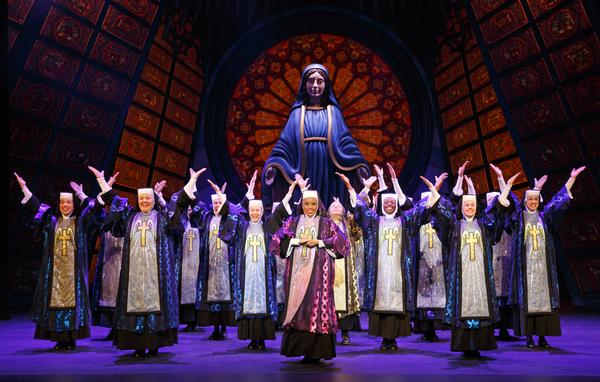 SISTER ACT: THE MUSICAL COMEDY THAT WILL ROCK THE RAFTERS IS COMING TO THE STANLEY PRESENTED BY BROADWAY UTICA