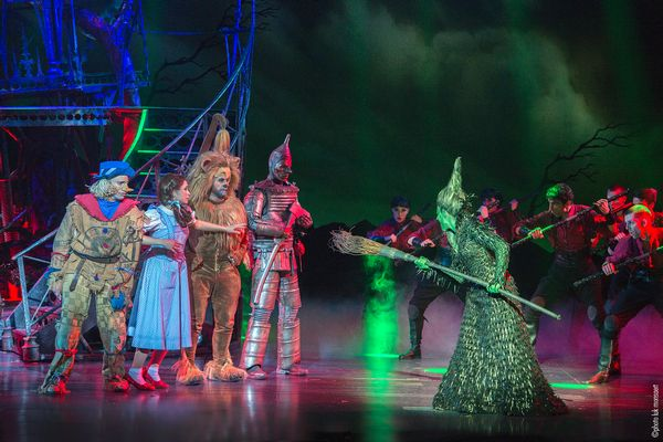 NEW NORTH AMERICAN TOUR OF THE WIZARD OF OZ TO PREVIEW IN UTICA