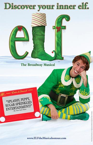 ELF THE MUSICAL WILL SPREAD HOLIDAY CHEER IN UTICA THIS HOLIDAY SEASON!