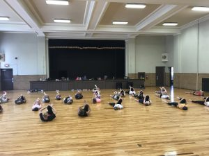 Master Class Movement 2