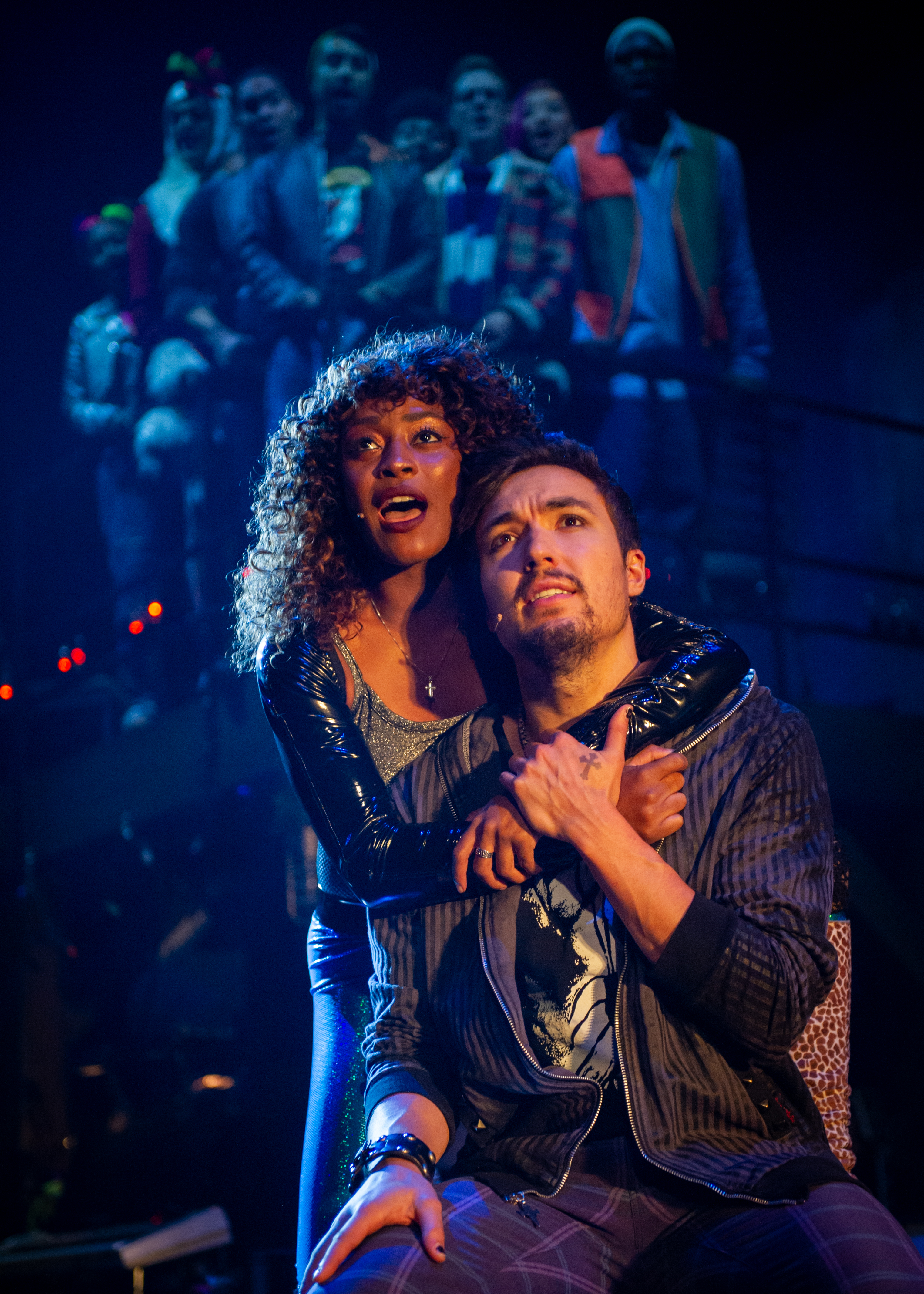 RENT Lottery on the Day of Show!