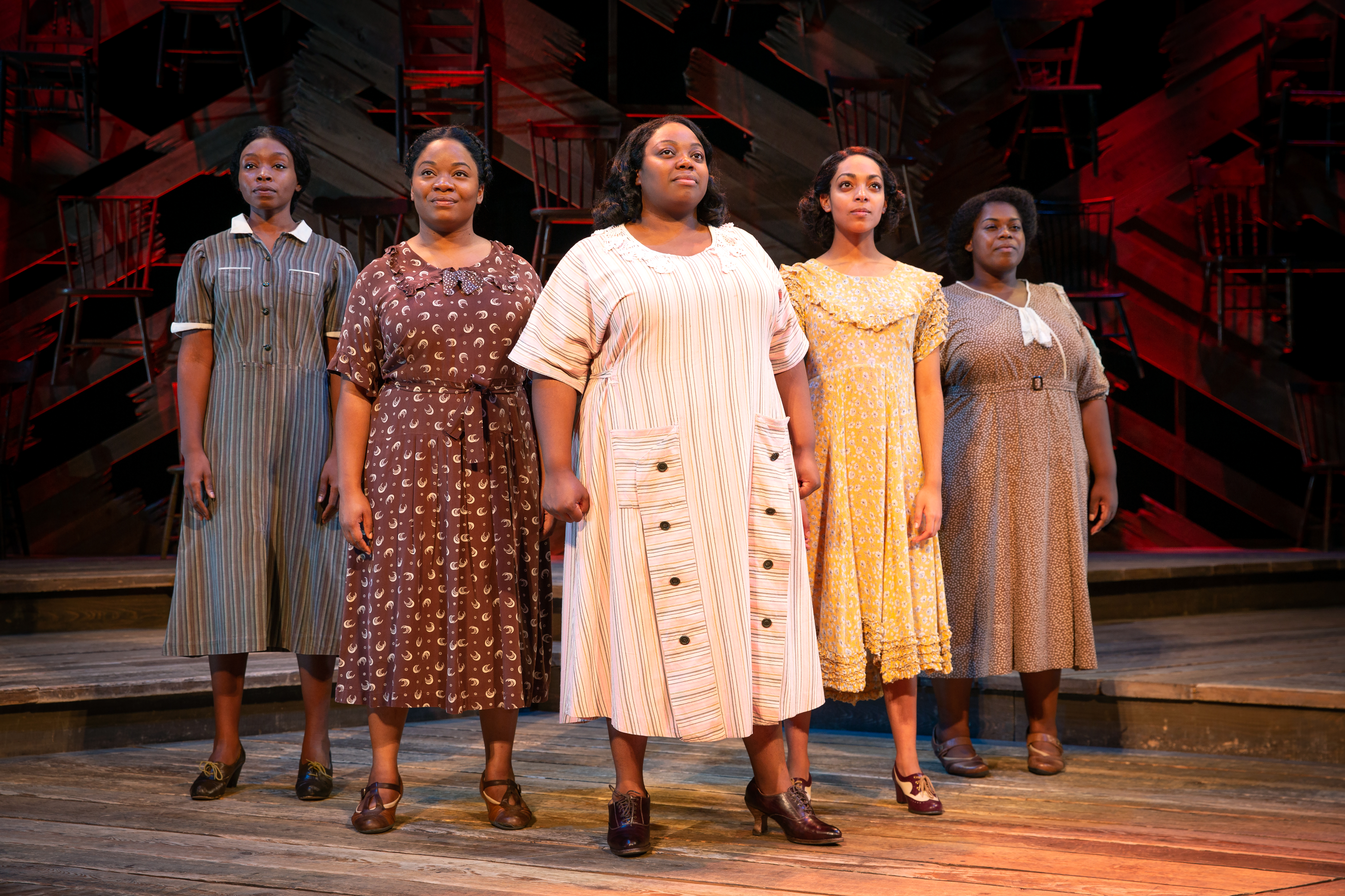 Broadway Utica Proudly Presents The Color Purple