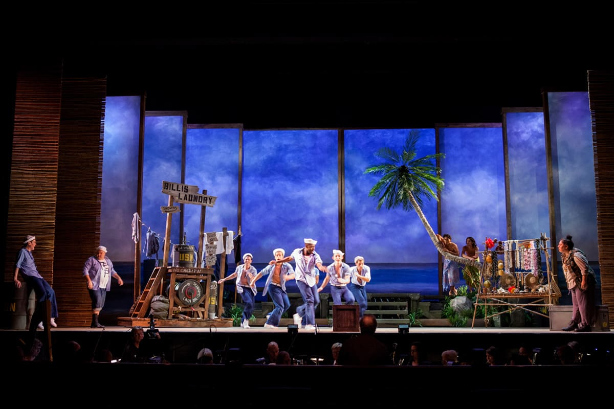 South Pacific - gallery photo 1