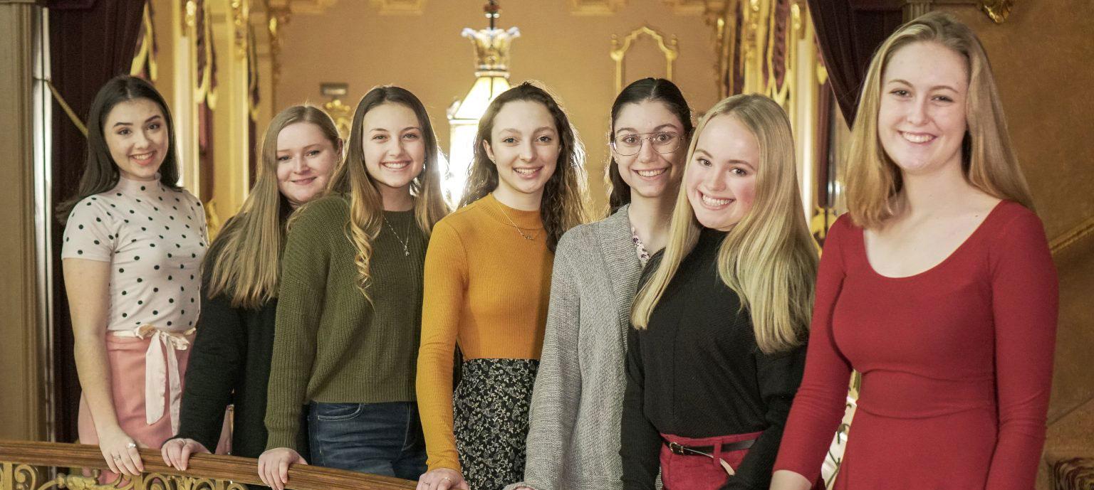 The Bernadette A. Eichler Youth Ambassador Program