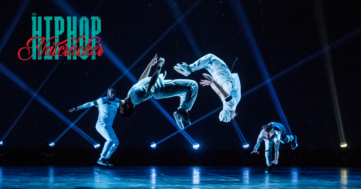 Hip Hop Nutcracker Streaming for the Holidays!