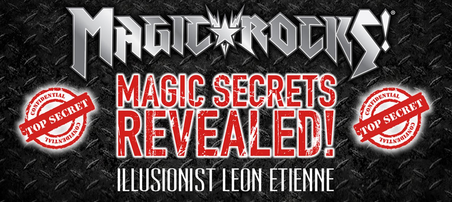 Discover the Magic – Presented by Preswick Glen