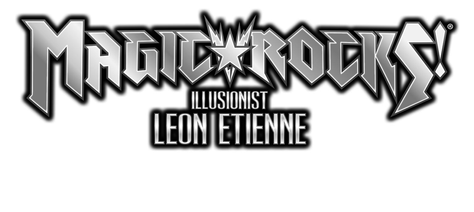 Magic Rocks!® with Leon Etienne, America's Rock Illusionist Virtual Performance