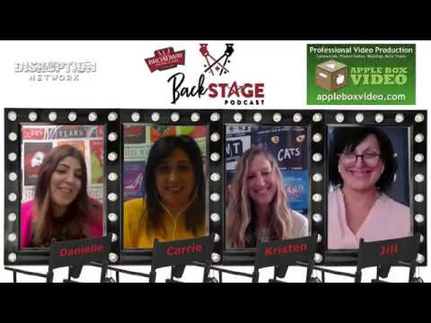 Backstage Podcast S1 EP1