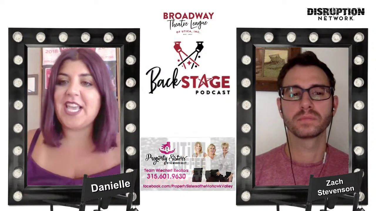 Backstage Podcast S1 EP4