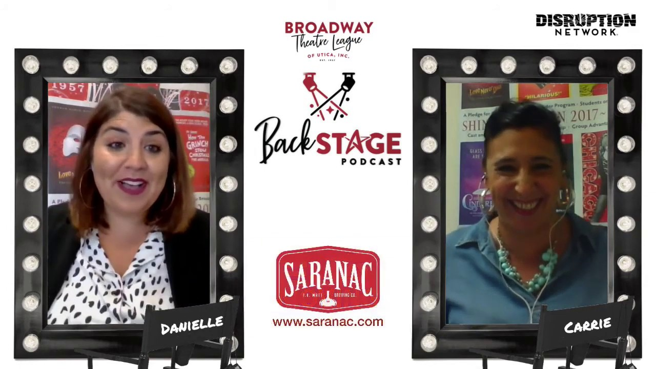 Backstage Podcast S1 EP2