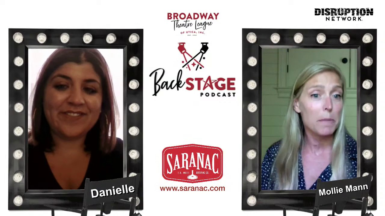 Backstage Podcast S1 EP3