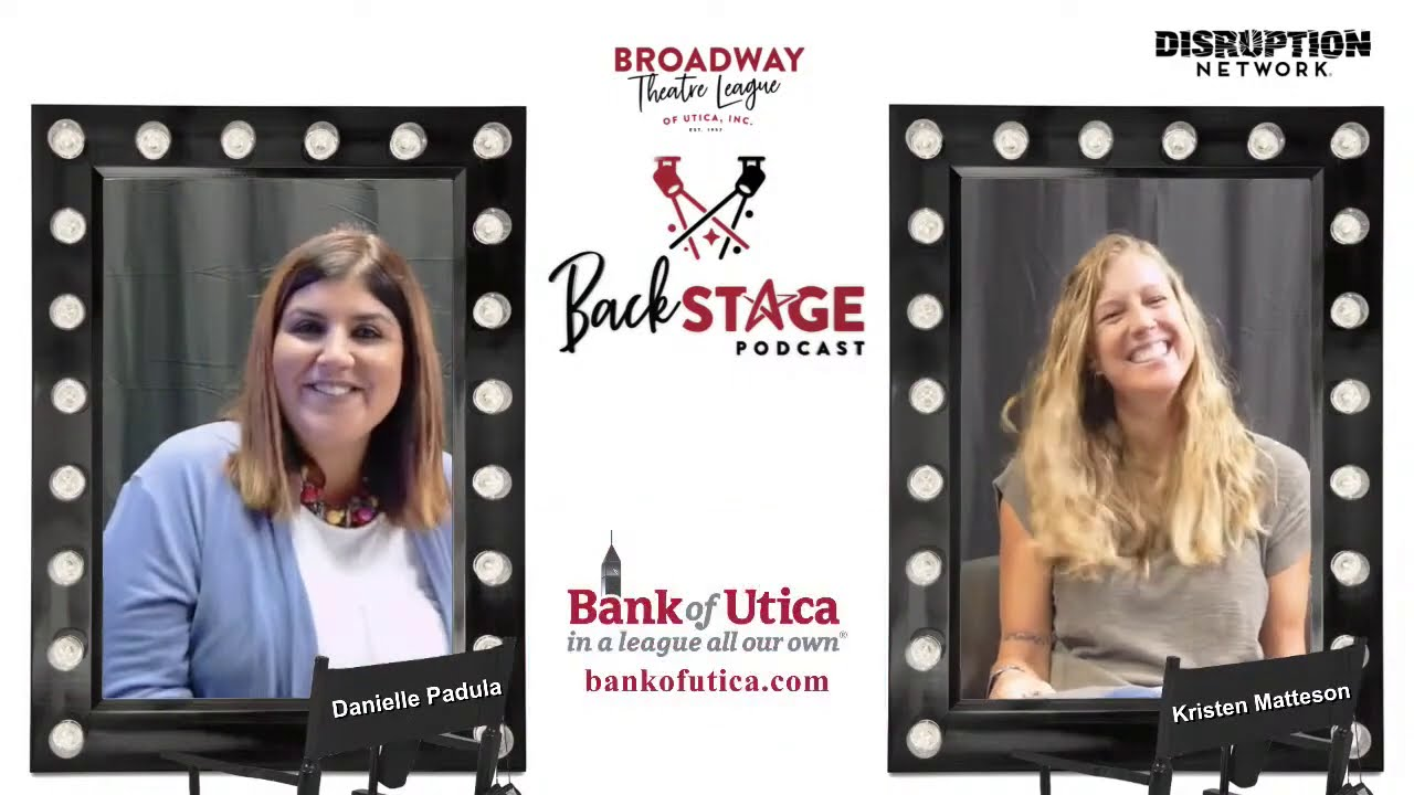 Backstage Podcast S1 EP8