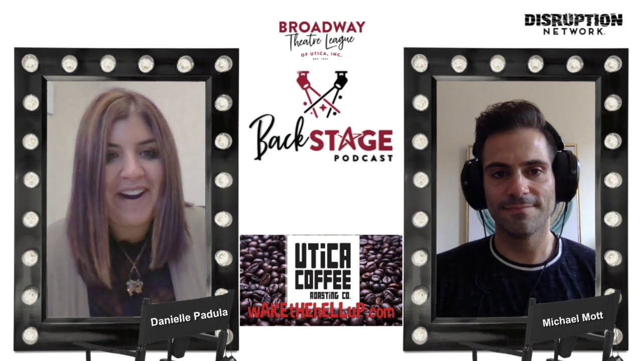 Backstage Podcast S1 EP9